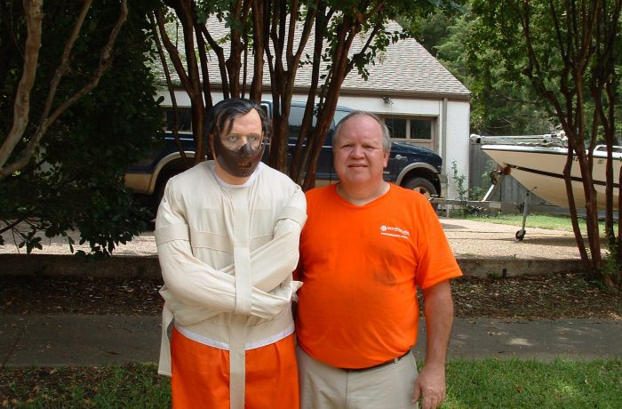 Movers USA Transports Hannibal Lecter